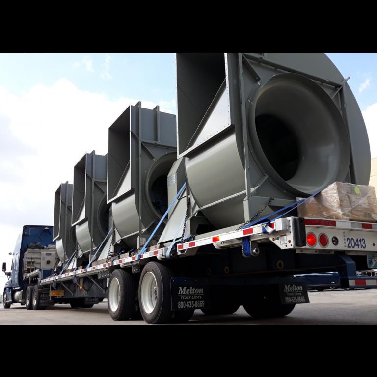 Factory equipment Transport